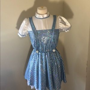 'Dorothy' Halloween Costume sz Small